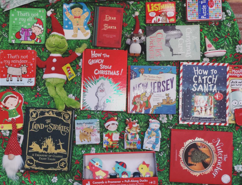 For Kids on the Nice List   BookTowne
